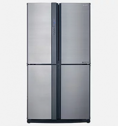 Sharp 624L Fridge SJXE624FSL